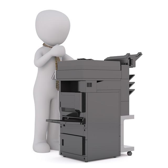 レンタル複合機(コピー機)の仕組みとメリットデメリット